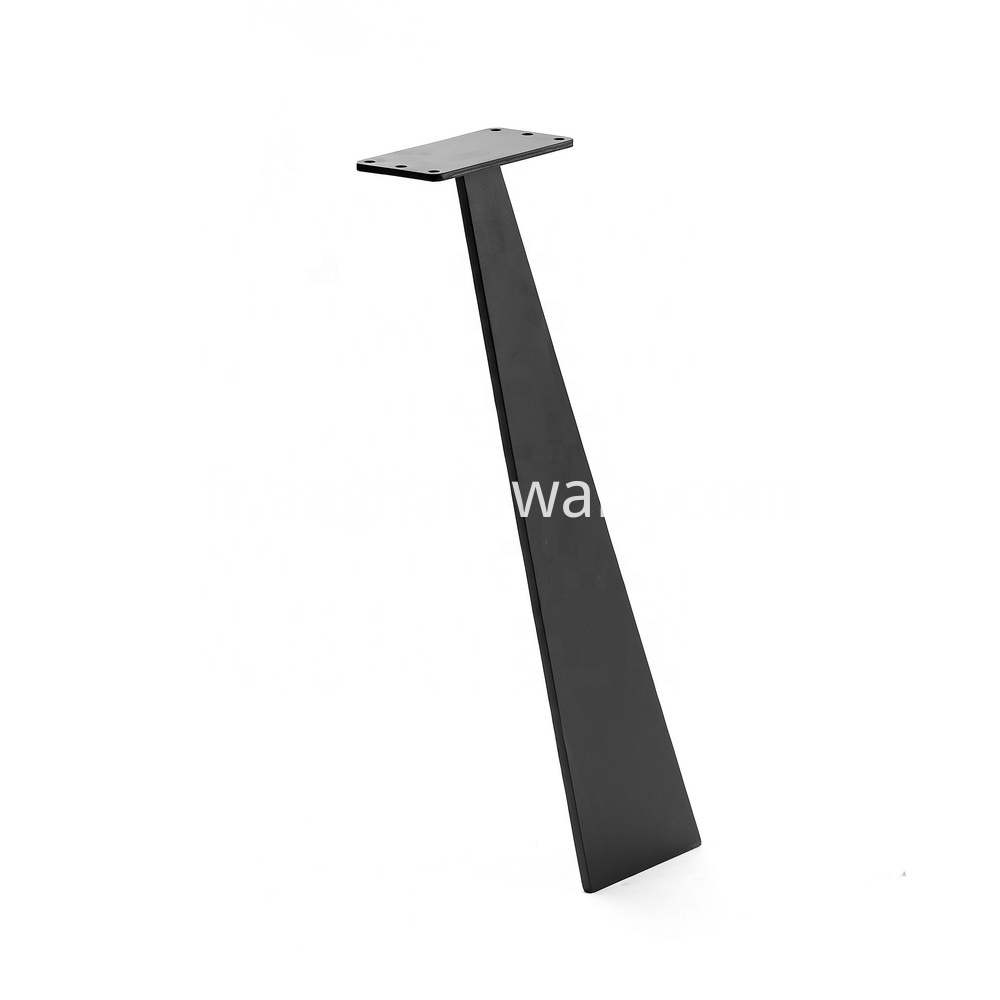 Fashion Wrought Table Desk Leg For Trestle 5